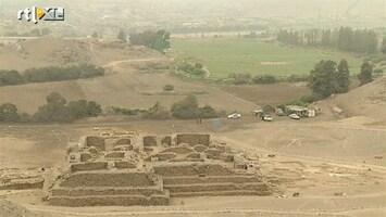 RTL Nieuws Historische piramides doelbewust gesloopt