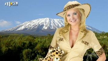 RTL Boulevard Sonja Bakker wil Kilimanjaro beklimmen