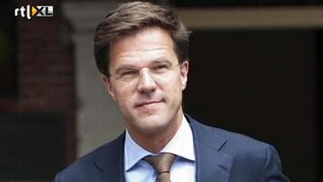 """RTL Nieuws Rutte: """"Ik ben verschrikkelijk blij"""""""