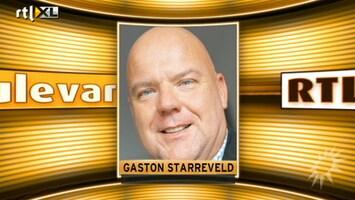 RTL Boulevard Gaston Starreveld heeft primeur miljoenenprijs Postcode Loterij