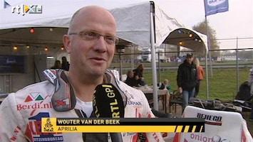 RTL GP: Dakar Pre-proloog Interview Wouter van der Beek