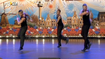 Holland's Got Talent Boiz in Motion