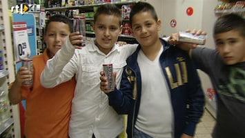 RTL Nieuws GGD: Verbied energiedrankjes in de supermarkt