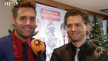 RTL Boulevard Christmas with...Nick & Simon