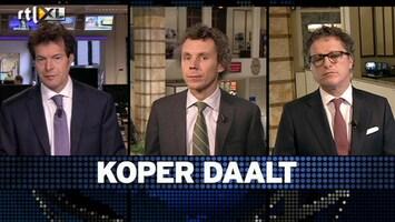 RTL Z Voorbeurs De Geus: Rotatie? Uit grondstoffen naar obligaties