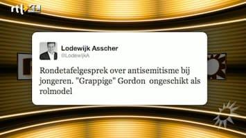 RTL Boulevard Ophef over Gordon's opmerking over Barbara Streisand