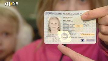 RTL Nieuws Run op ID-kaarten voor kids