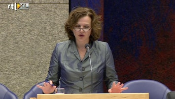 RTL Nieuws Schippers onder vuur om zorgfraude