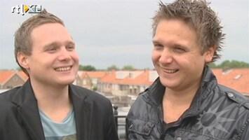 RTL Boulevard Sam en Robert Schilder zitten broer op de hielen