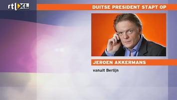 RTL Nieuws 'Zware dag voor Duitse christen-democraten'