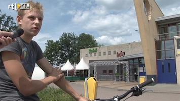 RTL Nieuws Ooggetuige over vechtpartij Rijssen