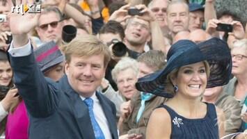 RTL Boulevard Maxima en Willem-Alexander bezoeken Limburg en Brabant