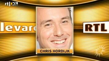 RTL Boulevard Zanger Chris Hordijk vader geworden
