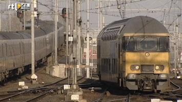 RTL Nieuws ProRail wijst NS-voorstel af