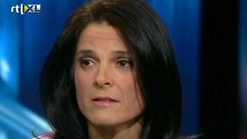 RTL Nieuws Betsy Andreu boos en in tranen om 'Lance'