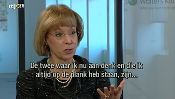 RTL Z Interview Nancy McKinstry