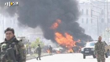 RTL Nieuws Dertien NAVO-troepen gedood in Kabul