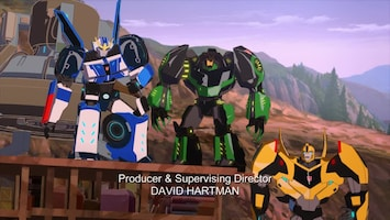 Transformers Robots In Disguise Afl. 10