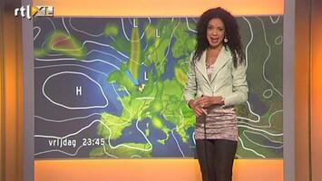 RTL Nieuws 'Een sprankje hoop: later op dag ruimte voor zon'
