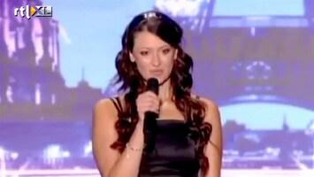 Editie NL Mooi meisje heeft vreselijke stem