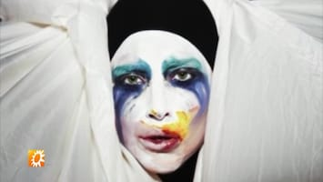 Vandaag in 2016: Ladya Gaga is terug
