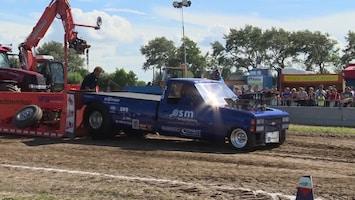 Truck & Tractor Pulling - Cadzand