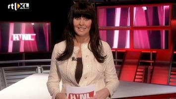 De TV Kantine Sandra is haar tekst kwijt
