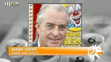 RTL Boulevard Vader Cruijff over scheiding Estelle