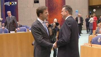RTL Nieuws Ondernemers willen Mark Rutte als premier