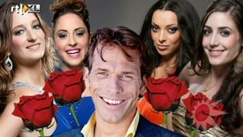 RTL Boulevard De Bachelor op bezoek bij schoonouders