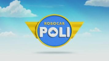 Robocar Poli Klep wil schoon zijn!