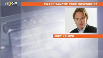 Editie NL Bram Moszkowicz uit ambt gezet
