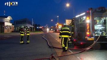 RTL Nieuws Grote brand in Brabants polyesterbedrijf