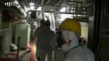 RTL Nieuws Vanuit de krochten van Fukushima