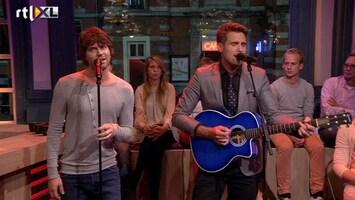 RTL Late Night Ook in het Engels zijn Nick&Simon very good indeed