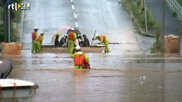 RTL Nieuws Weer natuurramp voor Japan