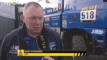 RTL GP: Dakar Pre-proloog Interview Aart Schoones