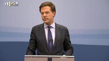 RTL Nieuws Kabinet gaat steun zoeken voor 4,3 miljard bezuinigen