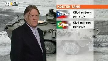 RTL Nieuws Tsjechen worstelen met corruptie