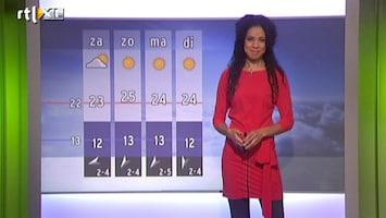RTL Weer Buienradar Update 05 juli 2013 10:00 uur