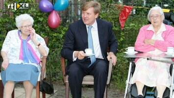 RTL Boulevard Willem Alexander bezoekt Generatietuin Den Haag