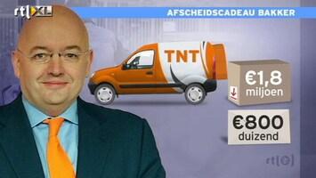 RTL Nieuws TNT-baas krijgt 2,6 miljoen mee