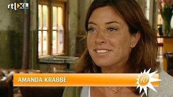 RTL Boulevard Amanda Krabbe in de Playboy