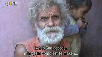 RTL Nieuws Hoogbejaarde Indiër (96) wordt weer vader