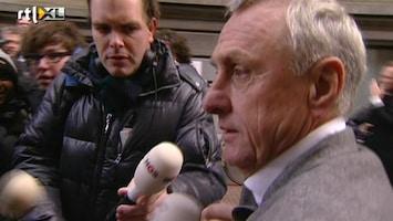 RTL Nieuws Rechter beslist over macht bij Ajax