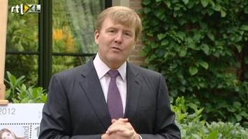 RTL Nieuws Willem Alexander: Vandaag geen makkelijke dag