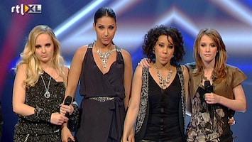 X Factor X FACTOR de uitslag!