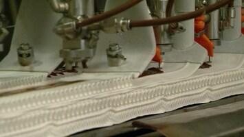 Viennetta ijstaart fabriek duitsland pasen dessert