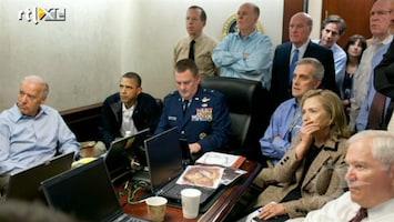 RTL Boulevard Obama zag dood Osama live