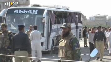 RTL Nieuws Aanslagen op bussen Pakistan
